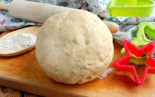 Рецепт песочно дрожжевого теста для пирога