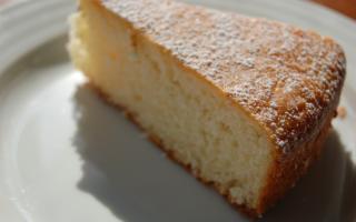 Пирог со сгущенкой в духовке рецепт