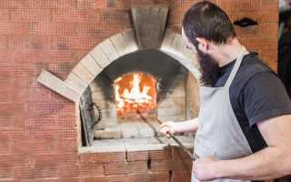 Печь для запекания мяса