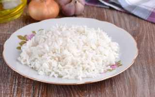 Рис с ветчиной и сыром в духовке