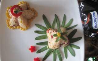 Рис с кукурузой и перцем рецепт