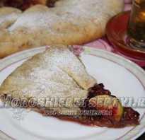Пирог на растительном масле рецепты с фото