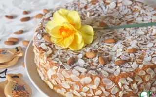 Рецепт пирога с тыквой и цукатами