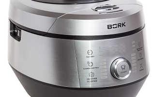 Рецепты для мультиварки bork u800