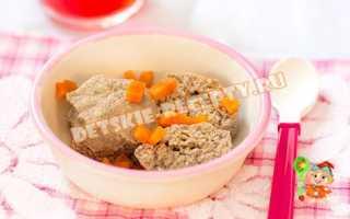 Рецепт мясного суфле в мультиварке