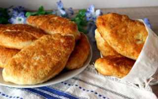 Рецепт пирожков с курицей и сыром