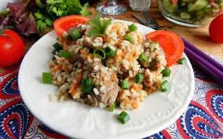 Рис с куриной печенью рецепт с фото
