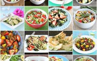 Рецепт салата с кунжутными семечками