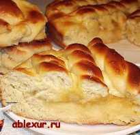 Рецепт сладкого пирога с повидлом в духовке