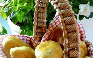 Пироги с солеными груздями рецепт