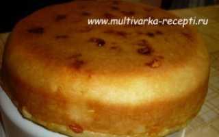 Пирог с плавленным сыром в мультиварке