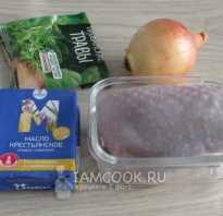 Рецепт домашнего паштета из индейки