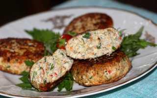 Рецепты из рыбного фарша в мультиварке