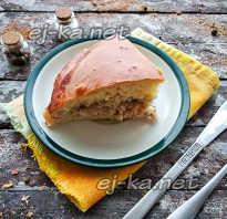 Пирог легче не бывает рецепт