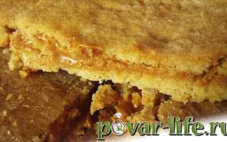 Рецепт печенья с начинкой из вареной сгущенки