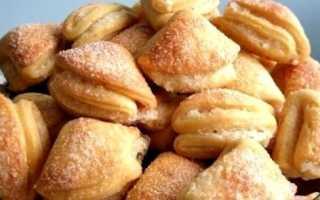 Рецепт печенья из творога без масла