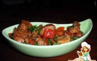 Рецепты от поваренка салаты