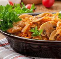 Рецепты блюд из овощей в мультиварке