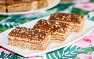 Пирог из теста жербо