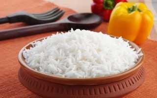 Рис в микроволновке рассыпчатый рецепт с фото