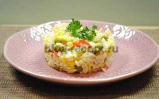 Рис по тайски в мультиварке